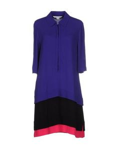 DIANE VON FURSTENBERG Shirt Dress. #dianevonfurstenberg #cloth #dress