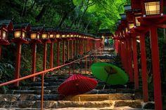 lifeisverybeautiful:  Kifune-Jinja Shrine Kyoto Japan by You Iwata