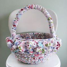 Cute DIY basket