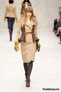 Твид снова в тренде в этом сезоне!-подборка моделей осень-зима 2012-2013    твид пальто. sventta · Burberry ceca80f2d8f
