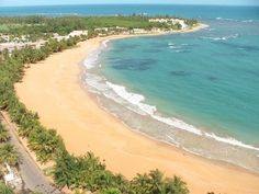 View from Balcony # 1 Luquillo PR