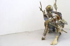 Samurai, Sculpture, Art, Sculpting, Kunst, Sculptures, Samurai Warrior, Art Education, Statue
