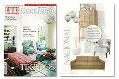 NANOOK in Caras Decoração    http://brabbu.com/upholstery/nanook.html