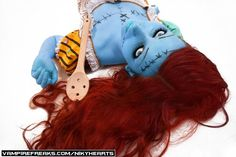 #Sally #Tim #Burton #nightmare #before #christmas #cosplay #costume