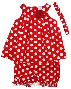#Baby #kid #set - #Red #Dots  15% discount on EVERYTHING in our store. Sign up here to receive your personal discount code:http://eepurl.com/boSy7H
