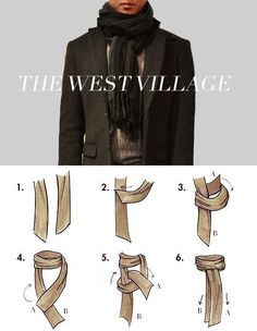 20 Style Tips On How To Wear and Tie A Scarf For Any Season | Gurl.com