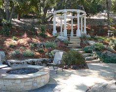 Gazebo Yes!!! Landscape Hillside Design, Pictures, Remodel, Decor and Ideas - page 74