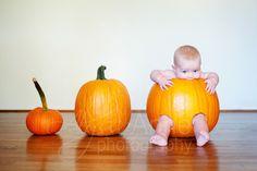 baby photos - little pumpkin www. Baby Pumpkin Pictures, Pumpkin Photos, Baby In Pumpkin, Little Pumpkin, Baby Pictures, Holiday Pictures, Fall Photos, Baby Boy Photography, First Halloween