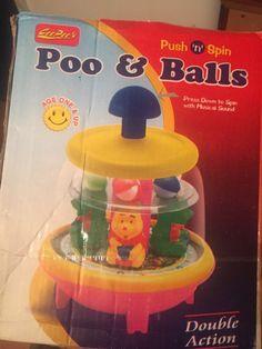'Poo & Balls' Toy