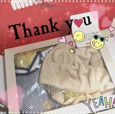 出産祝い♡うれし〜♡⃜ありがとー!!yukko**2014.07.07