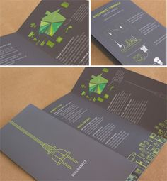 Disconnect Brochure on Behance