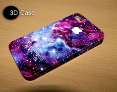galaxy nebula apple 3D iPhone Cases for iPhone 4,iPhone 4s,iPhone 5,iPhone 5s,iPhone 5c,Samsung Galaxy s3,samsung Galaxy s4 - APPLE on InStores
