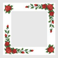 This Pin was discovered by Ири Cross Stitching, Cross Stitch Embroidery, Hand Embroidery, Cross Stitch Patterns, Machine Embroidery Designs, Embroidery Patterns, Cross Stitch Love, Christmas Cross, Rose Bouquet