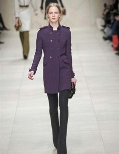 Burberry Prorsum-Fall 2011