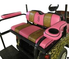 Golf cart seat covers yamaha club car golf cart seats and co Golf Cart Seat Covers, Golf Cart Seats, Yamaha Golf Carts, Golf Handicap, Custom Golf Carts, Golf Cart Accessories, Golf Channel, Perfect Golf, Womens Golf Shoes