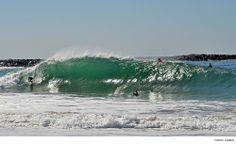 [Photos] South swell sprung the west coast into season last week.