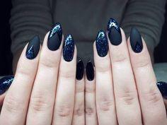 """Polubienia: 13, komentarze: 3 – PT (@tuczynska) na Instagramie: """" #nails #longnails #paznokciehybrydowe #ilovesemilac #semilac #neonail #loveneonail #work…"""""""