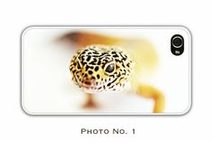 iPhone 5 4 4s case  Leopard Gecko  Fine Art by HPaquinPhotography, $29.95