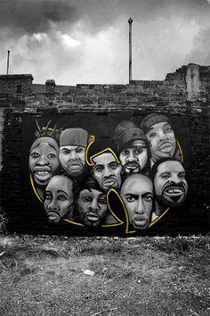 More Cax One street art!
