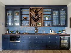 TileBar Lookbook - Tile Ideas & Backsplash Ideas Tile Projects, Kitchen Images, Exterior Remodel, Summer Cocktails, Beautiful Space, Tile Design, Dining Room Table, Game Room, Liquor Cabinet