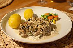 Filet vom Huhn mit Walnuss-Knoblauch-Kruste, ein beliebtes Rezept aus der Kategorie Auflauf. Bewertungen: 248. Durchschnitt: Ø 4,4.