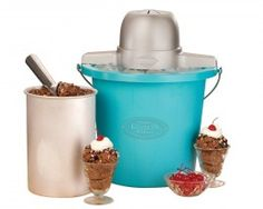 Ice Cream Maker - which type to choose?