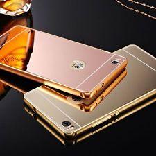 De Aluminio Metal Bumper Funda Pc cubierta Trasera Para Huawei P8 & P8 Lite & diferentes Huawei