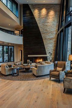 homeadverts:   Living room. A piece of art home in... | Hiper Inspirações