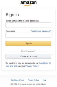 Beware phishing scams in Amazon listings