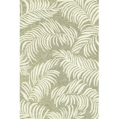 Loloi Rugs Tropez Sage/Ivory Tropical Inspired Rug