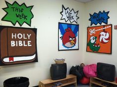 awesome for There's an App for That curriculum | Newstart Community Church #kidmin