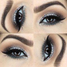 how to put makeup Dance Makeup, Kiss Makeup, Prom Makeup, Makeup Art, Wedding Makeup, Makeup Tips, Beauty Makeup, Hair Makeup, Makeup Stuff