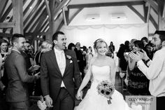 Keith & Sarah's Wedding at Old Kent Barn