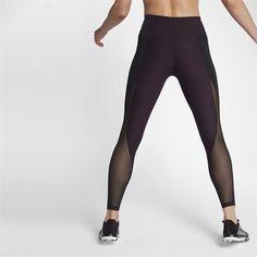 Calça Nike Power Legend Tight Mid Rise Feminina   Nike