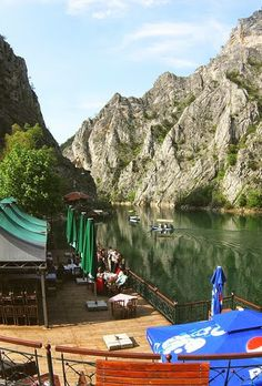 Matka Canyon, one of the most popular outdoor destinations in Macedonia  www.thebeautyoftravel.com