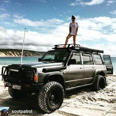 "1,009 Likes, 5 Comments - Aus 4x4 Sales (@aus4x4sales) on Instagram: ""Regranned from @sootpatrol -  My partner in crime knows whatsup  not even jealous thats she's on…"""