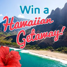 Check out the Wyndham Rewards Hawaiian Getaway Sweepstakes for a chance to win an amazing Hawaiian vacation for two!