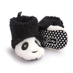 Tiny Baby Shoes | Baby Panda