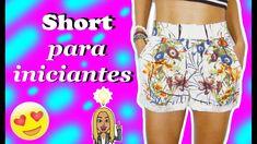 Como fazer short soltinho para iniciantes #especialnatal janaina pauferro -