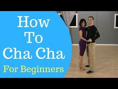 How to Cha Cha Dance For Beginners - YouTube