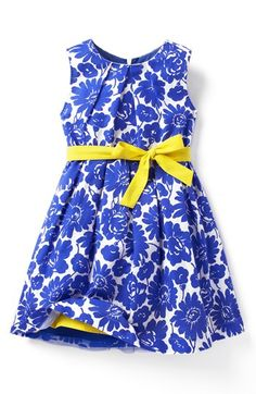 Love this!!! Mini Boden 'Vintage' Dress (Little Girls & Big Girls) available at #Nordstrom