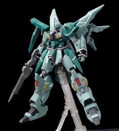 Custom Build: 1/100 Sleeves Mobile Suit - Gundam Kits Collection News and Reviews