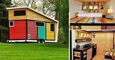 Una+multifuncional+casita+sobre+ruedas+que+parece+una+obra+de+arte