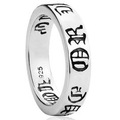 925 Sterling Silver Gothic Antique Ring Gift for Men