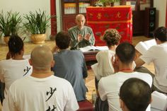 Join our monks and Shaolin masters on the Kunyu Mountain in China to learn Shaolin kung fu