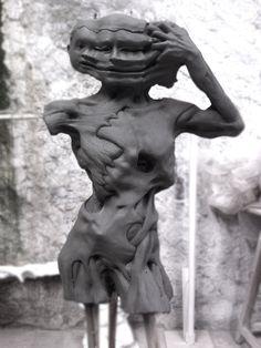 Sculptures by Enrico Ferrarini: tumblr_n2xyntB61T1rvff1mo5_1280.jpg