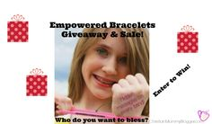 Be part of the solution: help your children feel empowered whenever they take a peek at the special bracelet! Stretch & reveal encouraging messages.