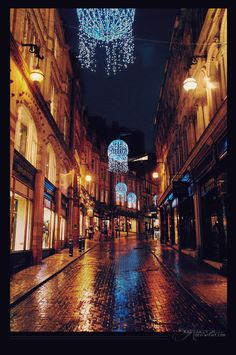 German Frankfurt Christmas Market, Birmingham, England