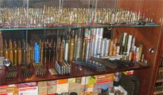 Ammo and Gun Collector: Some Nice Ammo Collections Pictures