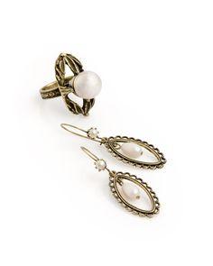 Nesting Pearl Set - $9.00